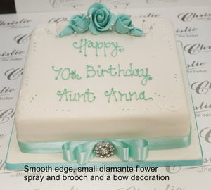 Create your own celebration cake