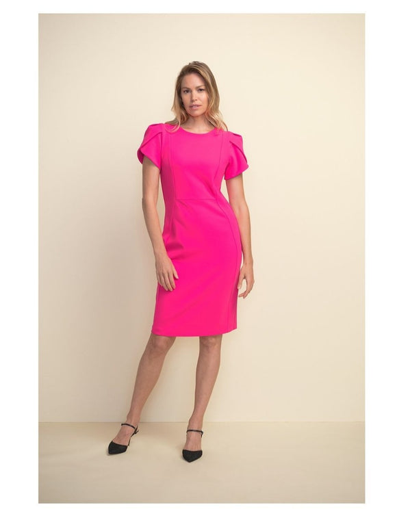 Joseph Ribkoff Pencil Dress Azalea