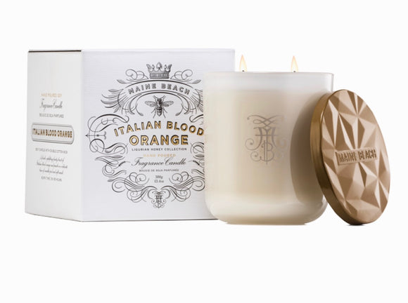 Italian Blood orange Soy Candle