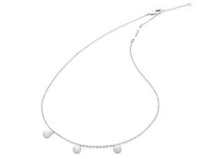 Liberte Romi Silver Necklace