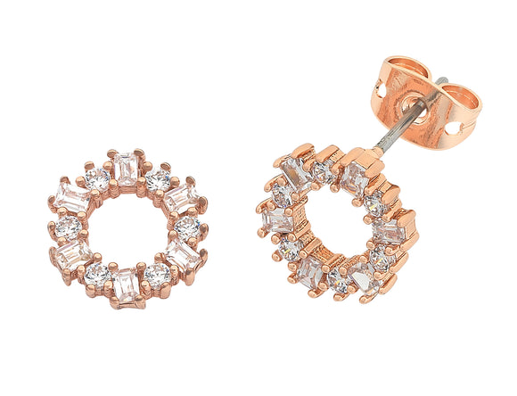 Liberte Anna Rose Gold Earring