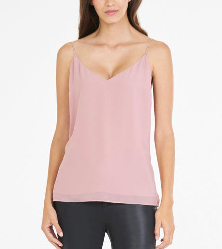 LUXE DELUXE Stardust Cami Dusty Pink