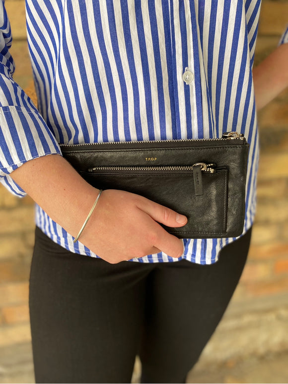 Biarritz Wallet Black