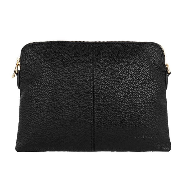 ELMS+KING  Double Bowery Bag Black