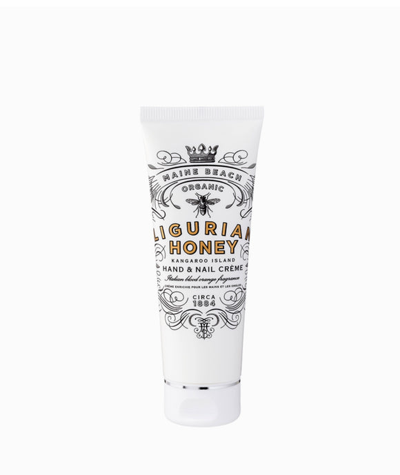 Ligurian honey Hand & Nail creme