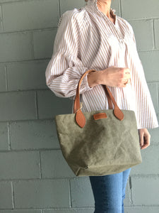 Uashmama Totty Bag Small Olive