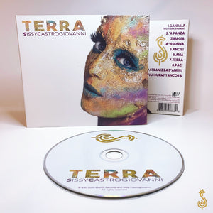 "Signed ""TERRA""  CD (Physical copy)"