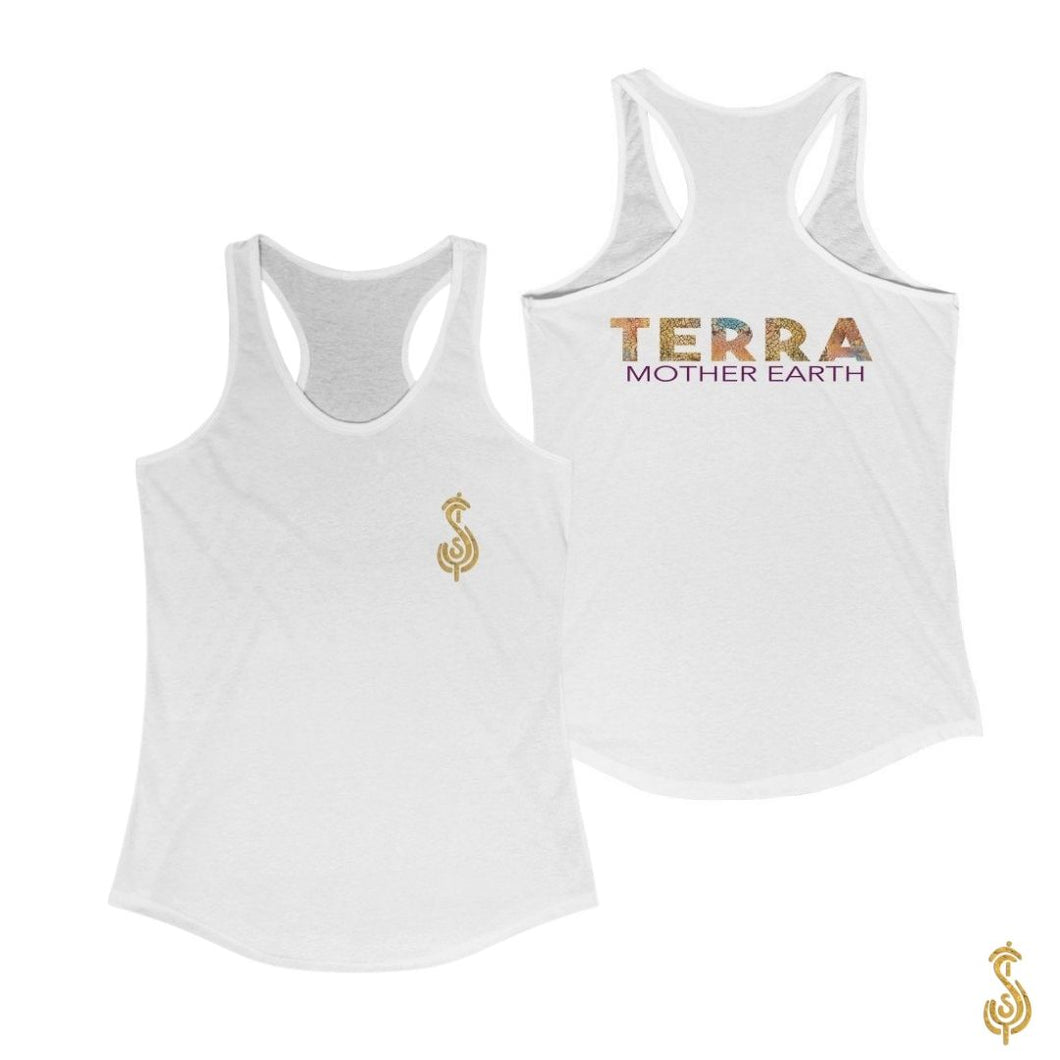 TERRA (Mother Earth) Racerback Tank