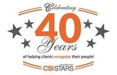 40 years of helping clients recognize their people | CSI STARS