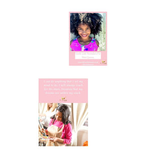 Affirmations for Black Mini Queens | The Resilient Mum