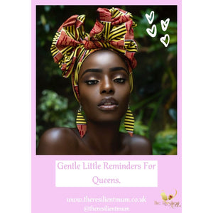 Affirmations for Black Queens | The Resilient Mum
