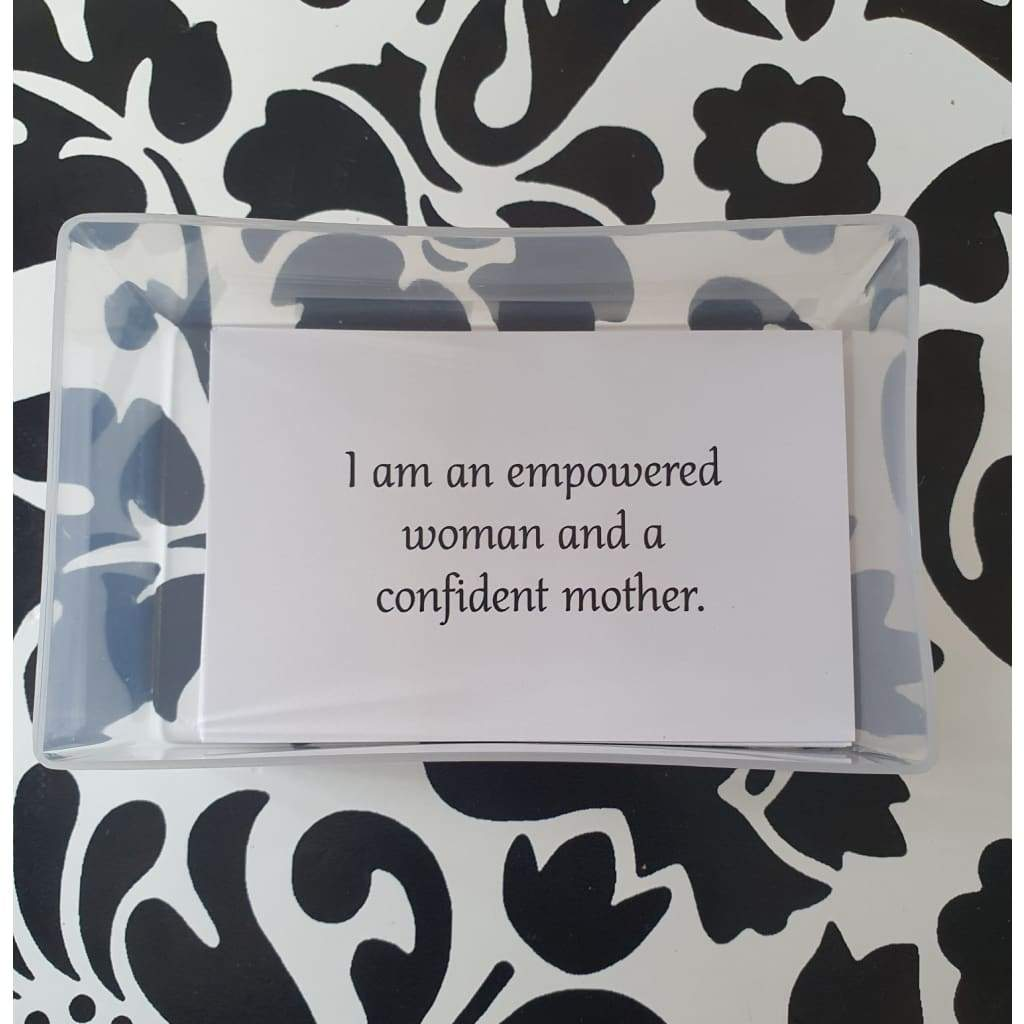 Pocket Affirmation Cards Pack | Mamas - Affirmation Cards