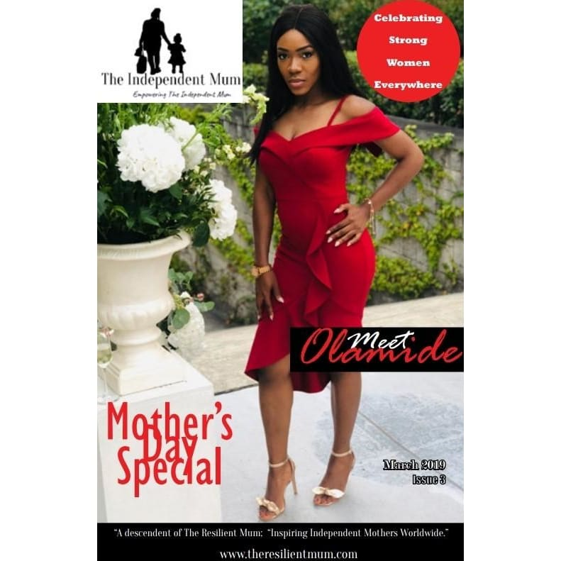 The Independent Mum Magazine, Issue 03 designed and created by The Resilient Mum