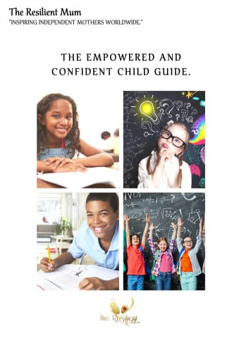 The Empowered And Confident Child Guide - Digital