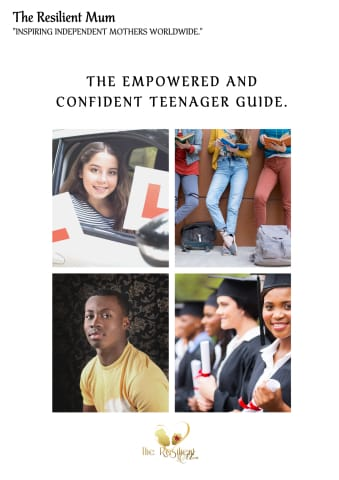 The Empowered And Confident Teenager Guide - Digital