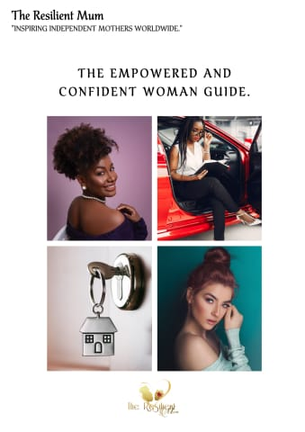 The Empowered And Confident Woman Guide - Digital