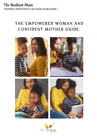 The Empowered Woman And Confident Mother Guide - Digital