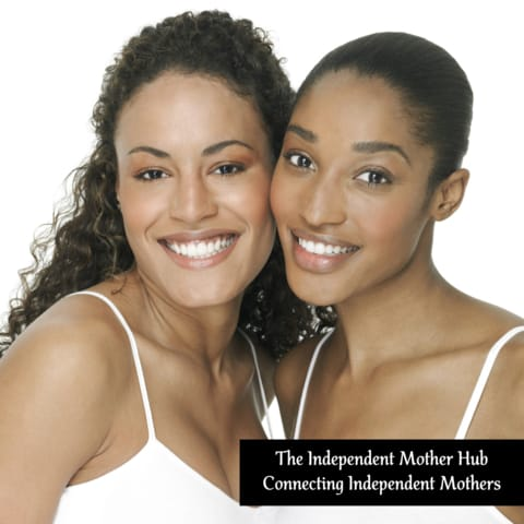 2 beautiful black women, The Resilient Mum