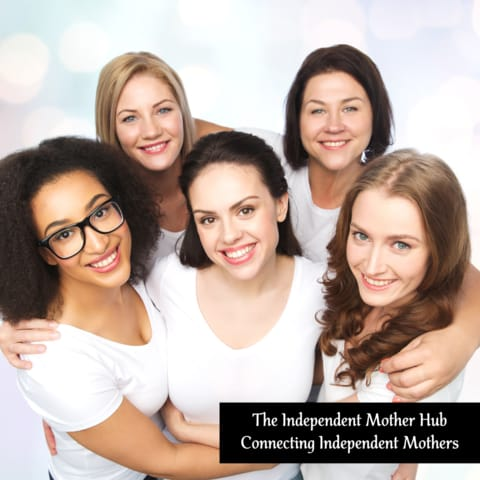 A group of women, mixed ages, The Resilient Mum