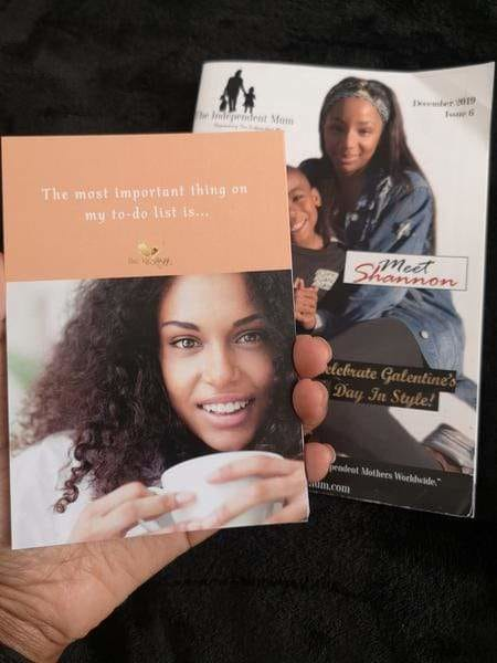 The Resilient Mum's Affirmation Cards