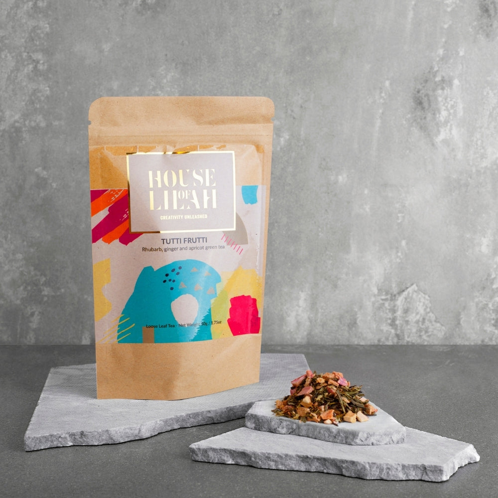 House of Lilah - Tutti Frutti Loose Leaf Tea