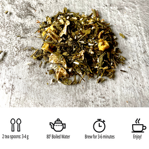 House of Lilah - Tropical Escape Loose Leaf Tea
