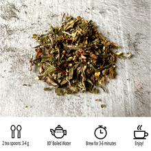 Load image into Gallery viewer, House of Lilah - Here & Now Loose Leaf Tea