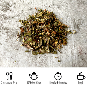 House of Lilah - Here & Now Loose Leaf Tea
