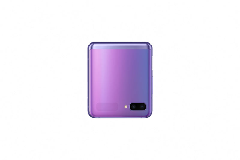 Galaxy Z Flip with Free Leather Cover