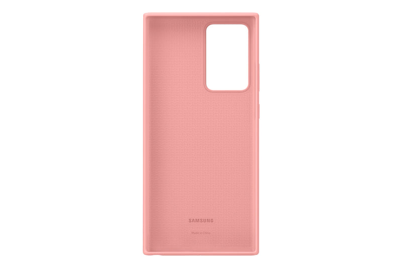 Galaxy Note 20 Ultra Silicone Cover