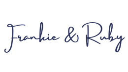 Frankie and Ruby Online Dress Agency Logo