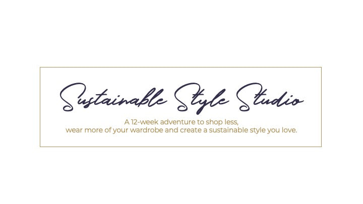 Sustainable Style Studio Online Course