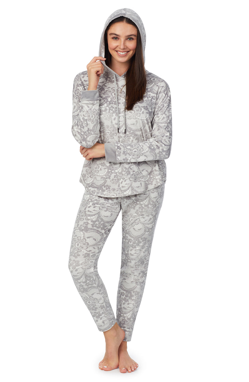 Hoodie And Jogger Lounge Set