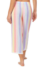Room service Pjs Multi Stripe Crop Pant sleepwear