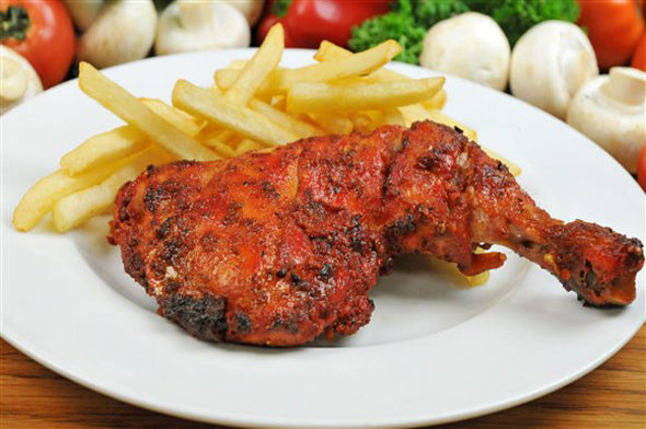 Shamina Bhen Koita's Kitchen - Tandoori chicken quarter