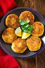 Load image into Gallery viewer, Asma Bhen Jiwajee's Kitchen - Cutlets  - 12 count