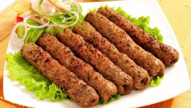 Shamina Bhen Koita's Kitchen - Chicken Seekh Kabab  - 12 count
