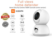 Load image into Gallery viewer, Xiaomi Mi Smart Webcam 360 Angle 1080P HD Night Vision (Global version) 1yr Local Warranty