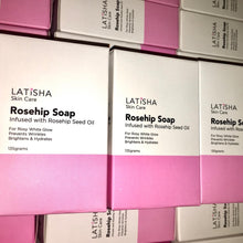 Load image into Gallery viewer, Latisha Rosehip Soap