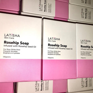 Latisha Rosehip Soap