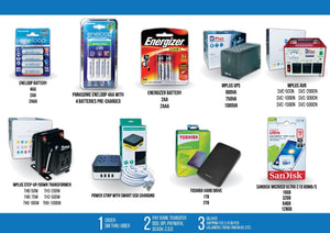 Office Supplies etc.