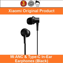 Load image into Gallery viewer, Xiaomi Mi ANC Noise Cancelling Earphones 3.5mm Jack 3months local Warranty