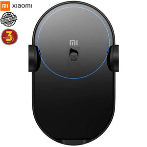 Xiaomi 20W Max Electric Auto Fit Sensor Qi Charging Wireless Car Charger with 3months Local Warranty
