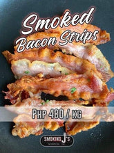 Load image into Gallery viewer, GOURMET SMOKED BACON STRIPS