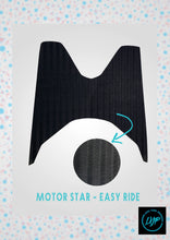 Load image into Gallery viewer, Motor Star Easy Ride Rubber Mat for Motorcycles (LYB)