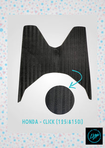 Honda Click Rubber Mat for Motorcycles by LYB