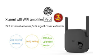 Xiaomi Mi WIFI Repeater Pro and Mi Repeater 2 Both 300mbps with 3months local Warranty