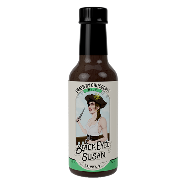Death by Chocolate Habanero Hot Sauce - Mild