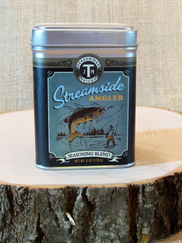 Streamside Angler Seasoning