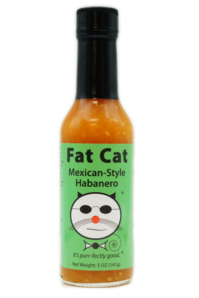 Fat Cat - Mexican-Style Habanero